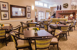 Country Place Senior Living of Brewton, AL - Dining Room