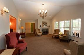 Courtyard Manor of Swartz Creek - Swartz Creek, MI - Lounge