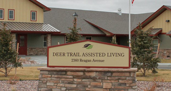 Deer Trail Assisted Living - Rock Springs, WY - Exterior