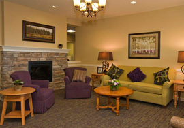 Deer Trail Assisted Living - Rock Springs, WY - Lounge 2