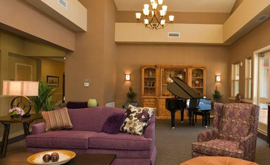 Deer Trail Assisted Living - Rock Springs, WY - Lounge