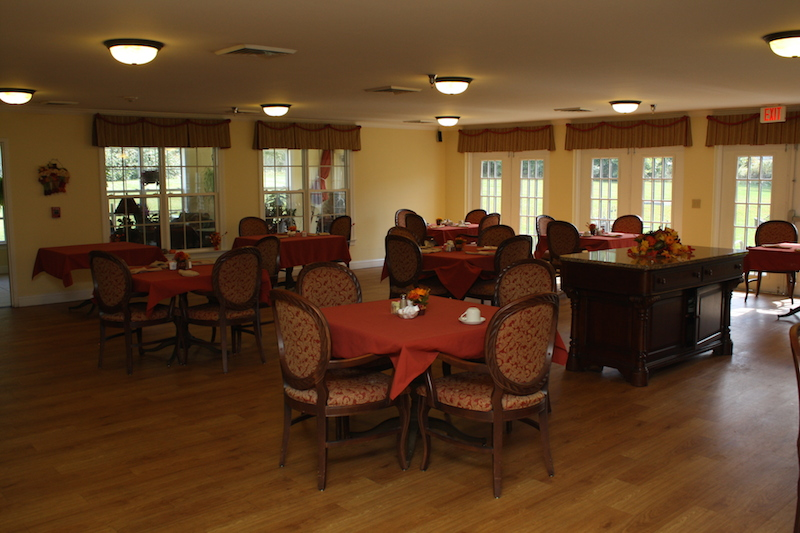 Deerfield Ridge Assisted Living - Boone, NC - Dining Room