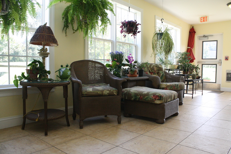 Deerfield Ridge Assisted Living - Boone, NC - Sun Lounge