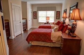 Dominion Senior Living of Crossville, TN - Bedroom
