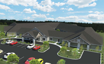Dominion Senior Living of Hixon - Chattanooga, TN - Exterior