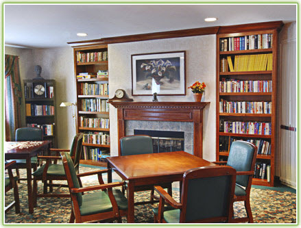 Drexel Horizon - Cicero, IL - Library