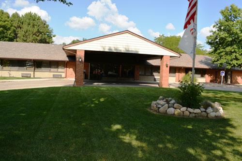 East Lake Nursing & Rehabilitation Center - Elkhart, IN - Exterior