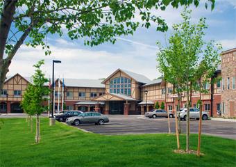Eastern Star Masonic Retirement Community - Denver, CO - Exterior