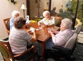 Eastgate Retirement Village - Cincinnati, OH - Card Game