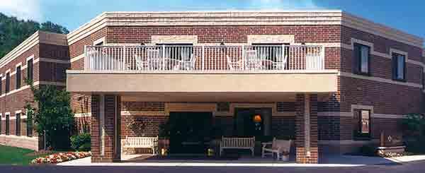Elderwood Assisted Living at Cheektowaga, NY - Exterior