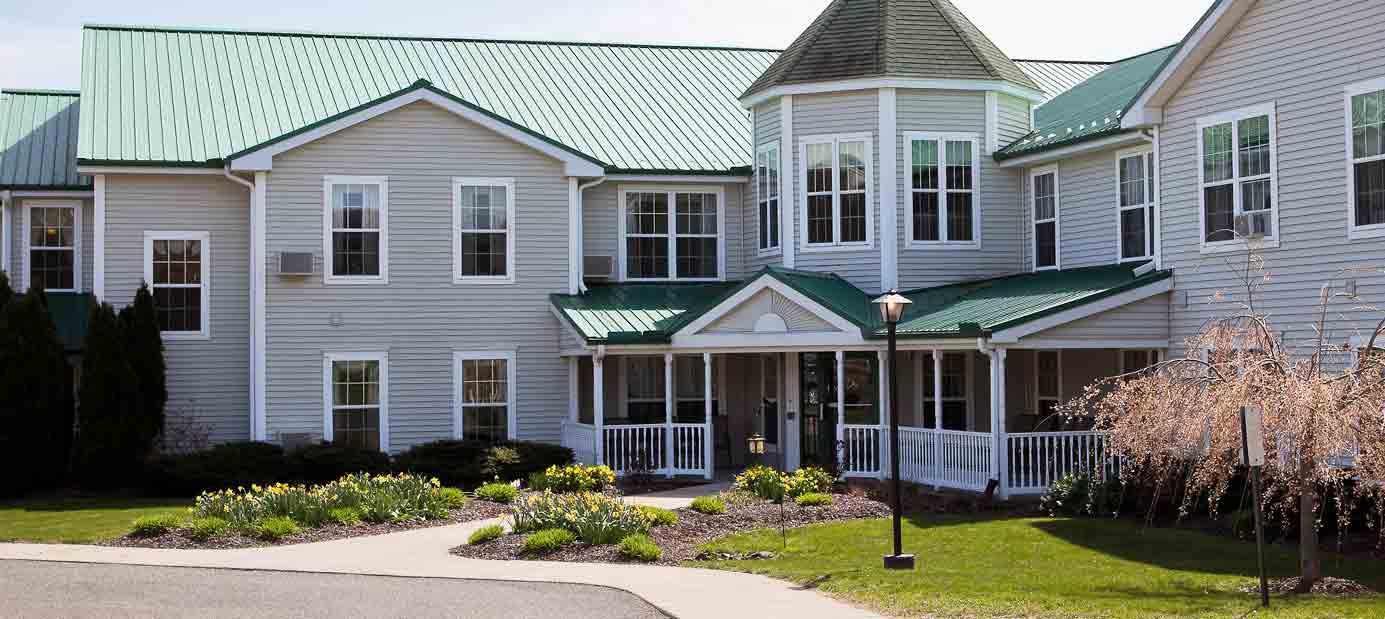 Elderwood Assisted Living at Waverly, NY - Exterior
