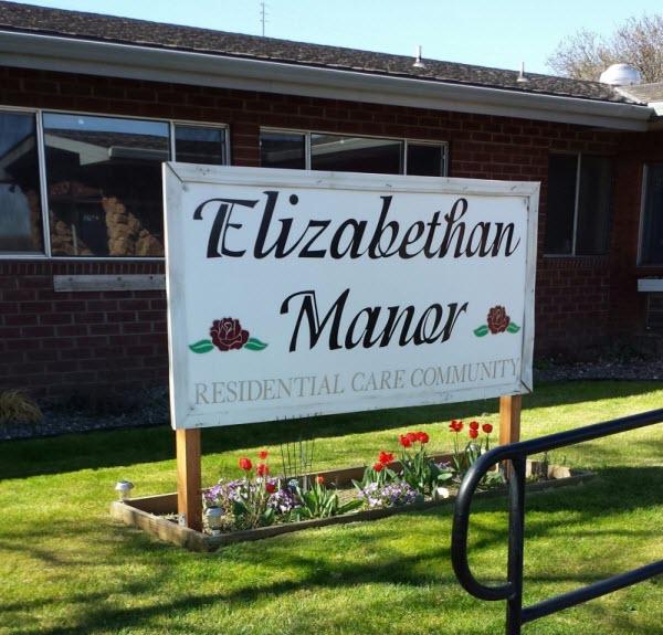 Elizabethan Manor - Pendleton, OR - Exterior