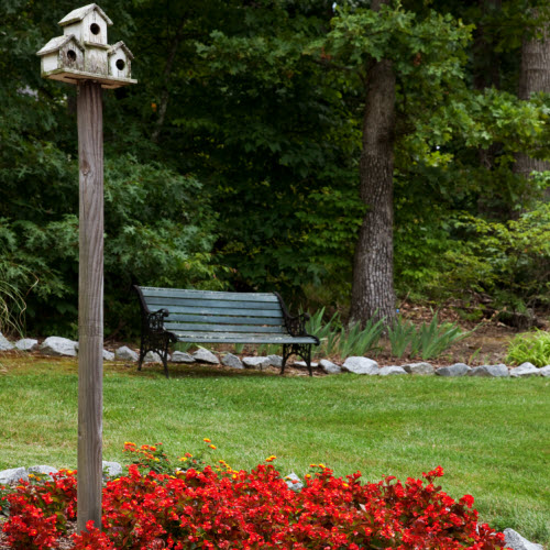 Elkin Assisted Living, NC - Community Grounds