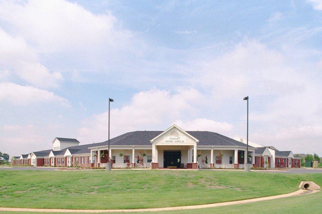 Elmcroft of Bartlett, TN - Exterior