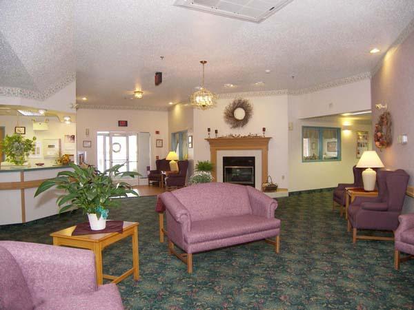 Elmcroft of Berwick, PA - Lounge