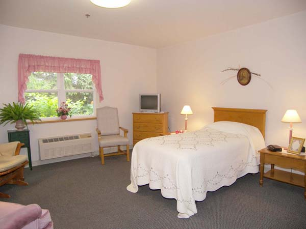 Elmcroft of Berwick, PA - Apartment Bedroom
