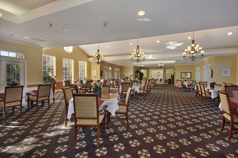 Elmcroft of Braeswood, TX - Dining Room