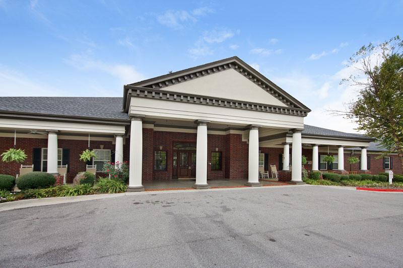 Elmcroft of Byrd Springs - Huntsville, AL - Exterior