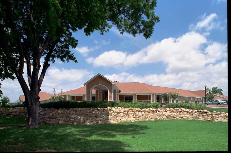 Elmcroft of Cottonwood - Temple, TX - Exterior