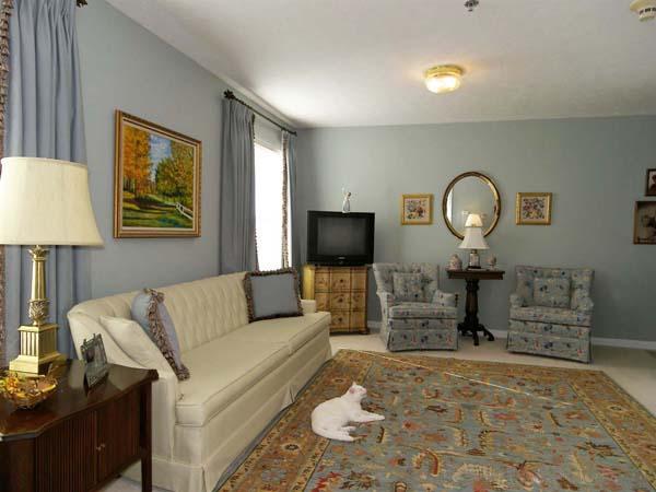 Elmcroft of Hamilton Place - Chattanooga, TN - Apartment Living Room