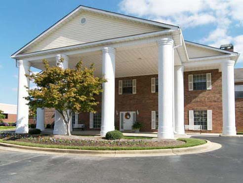 Elmcroft of Hamilton Place - Chattanooga, TN - Exterior