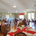 Elmcroft of Heritage Woods - Mobile, AL - Dining Room