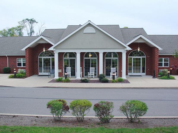 Elmcroft of Lewisburg, PA - Exterior