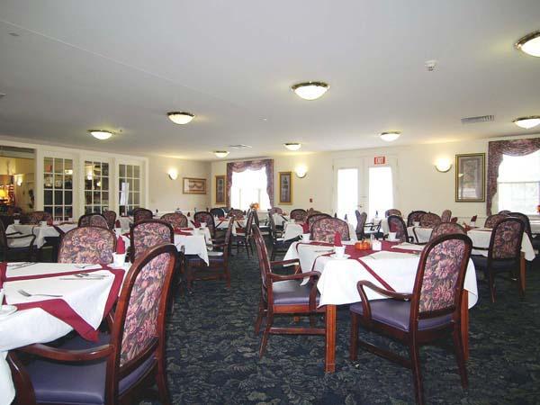 Elmcroft of Loyalstock - Montoursville, PA - Dining Room