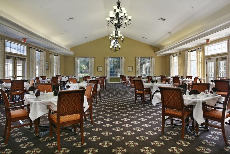Elmcroft of Milford Chase - Marietta, GA - Dining Room