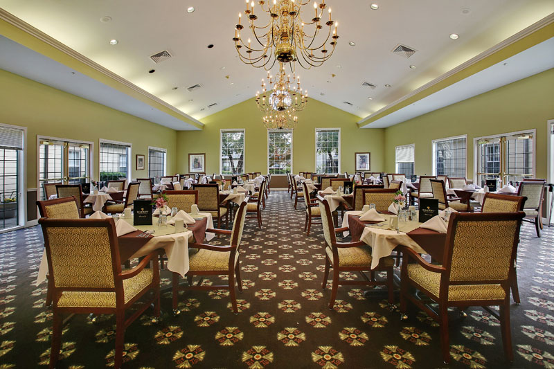 Elmcroft of Mt. Zion - Jonesboro, GA - Dining Room