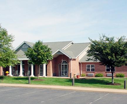 Elmcroft of Reedsville, PA - Exterior