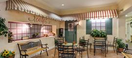Elmcroft of River Centre - Tucson, AZ - Cafe