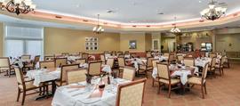 Elmcroft of River Centre - Tucson, AZ - Dining Area
