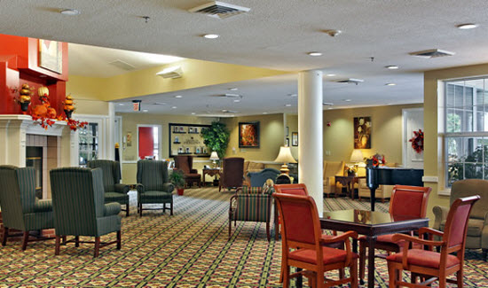 Elmcroft of Sherwood, AR - Common Area