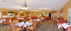 Elmcroft of Southern Pines, NC - Dining Room