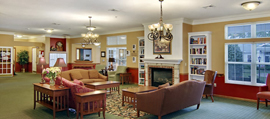 Elmcroft of Southern Pines, NC - Lounge