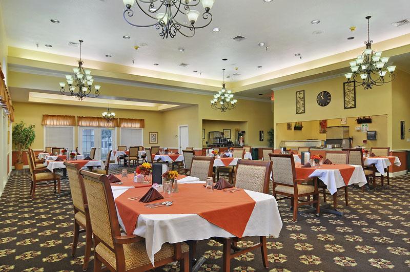 Elmcroft of Vista Ridge - Lewisville, TX - Dining Room
