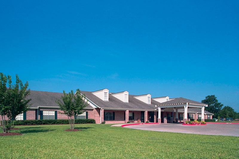 Elmcroft of Wharton, TX - Exterior