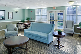 Elmcroft of West Knoxville, TN - Lounge