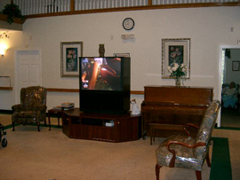 Emerald Gardens, Inc - Clearwater, FL - TV Lounge