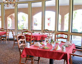 Emerald Springs - Yuma, Arizona - Dining Room