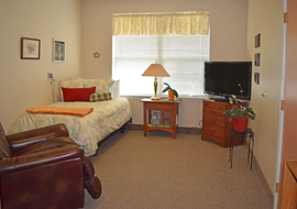 Emerson House at Riverpointe - Garden City, ID - Bedroom