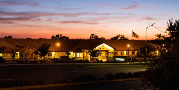 Empire Ranch Alzheimer's Special Care Center - Folsom, CA - Exterior