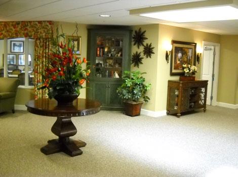 Empire Ranch Alzheimer's Special Care Center - Folsom, CA - Lobby