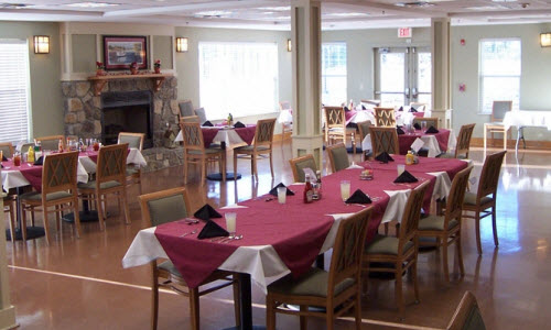 Fieldstone Place - Clarksville, TN - Dining Room