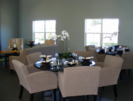 FirCrest - McMinnville, OR - Dining Room