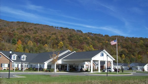 Forest Ridge Assisted Living - West Jefferson, NC - Exterior