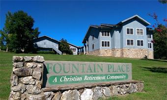 Fountain Place - Cherokee Village, AR - Exterior
