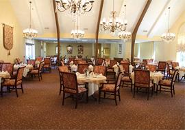 Franciscian Manor - Beaver Falls, PA - Dining Room
