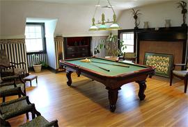 Franciscian Manor - Beaver Falls, PA - Billiard Room